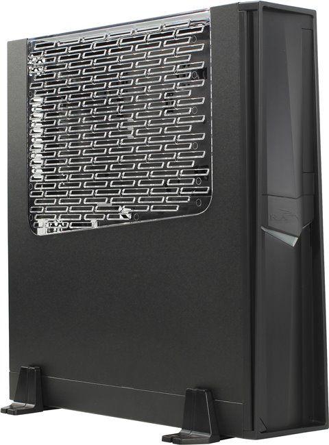 Корпус Desktop SilverStone Raven RVZ02 SST-RVZ02B-W Black Mini-iTX купить — описание и цена на enkosp.ru